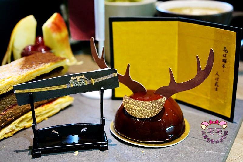 台北大安》七見櫻堂。巧克力祭限定套餐/台電大樓下午茶手工巧克力專賣/伴手禮