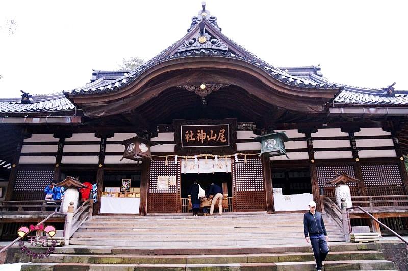 金澤景點》尾山神社。和漢洋三大風格融合,一睹前田利家的歷史風采/北陸名古屋自由行