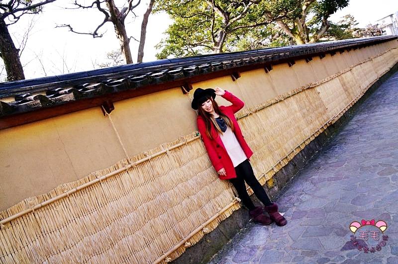 金澤景點》長町武家屋敷跡散策。和服散步拍照好去處,一探武士的居所/加賀藩千二百石野村家