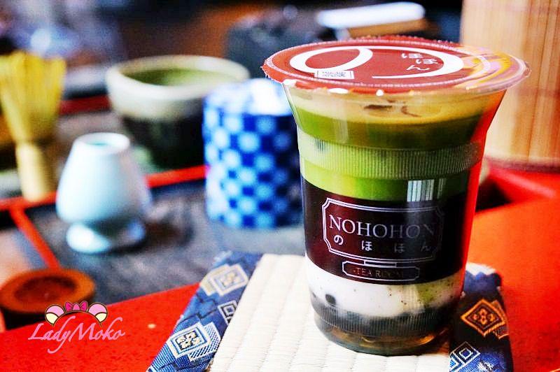 現點手刷抹茶珍珠拿鐵》NOHOHON♥美美漸層飲料/紐約自由行美食餐廳推薦