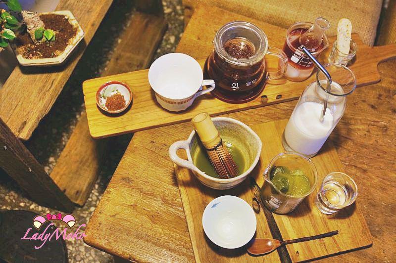板橋府中咖啡廳》Merci Vielle,老宅與咖啡的慢條斯理