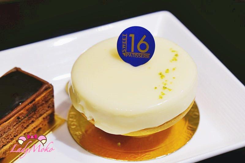 天母法式甜點》甜典16號,二訪終於吃到傳說中的一碗檸檬