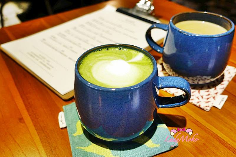 科技大樓咖啡廳》Heima Cafe嘿嗎,像在家般喝一杯抹茶配甜點下午茶,台北大安(已歇業)