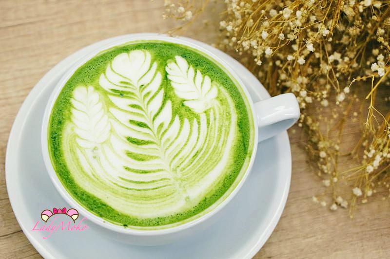 松山咖啡廳》Milkglider Latteartist Unity拉花冠軍x抹茶控x職人咖啡,捷運中山國中
