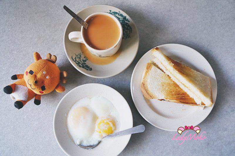 吉隆坡茨廠街》舊市場咖啡,經典大馬早餐與自選配料豬腸粉,超經濟實惠的當地小吃美食