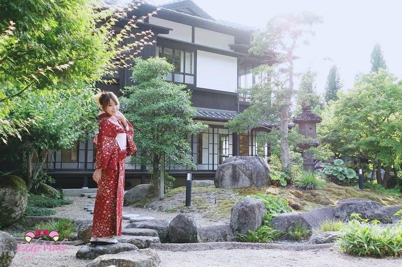 日本中國山口縣》菜香亭和服體驗租借,價錢預約方式,九州自由行