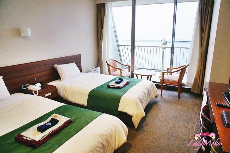 長崎島原溫泉飯店推薦》Hotel Seaside Shimabara,陽光海景超愜意享受