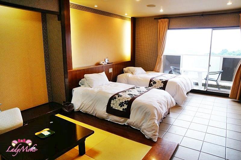 熊本松島天草溫泉飯店推薦》岬亭,超讚海景房間,一泊二食天草新鮮海鮮吃好吃滿