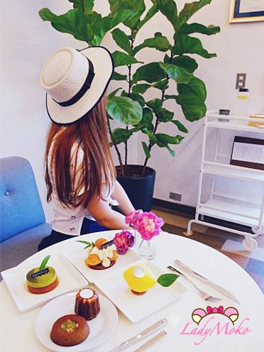 民生社區法式甜點》Fla Fla Tu Tu/法圖甜點空間,預約制隱藏版甜點下午茶,台北松山