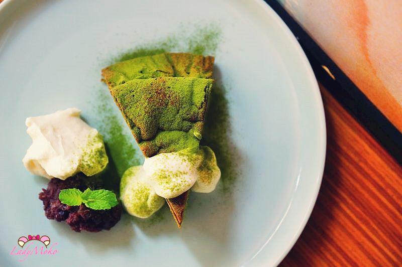 科技大樓咖啡廳》Heima Cafe嘿嗎,抹茶教主蓋章認可的小山園抹茶蛋糕,超好吃!