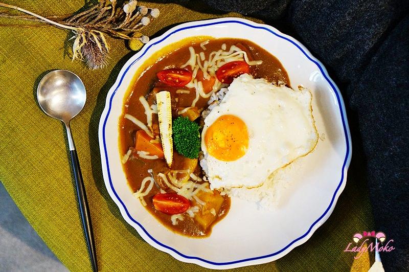 東門咖啡廳》溫床NEST,私房半熟太陽蛋咖哩飯,永康商圈文青雜貨風餐廳