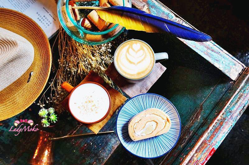 信義安和咖啡廳》Congrats Café,藏身中世紀神秘古董店,飲品超強!
