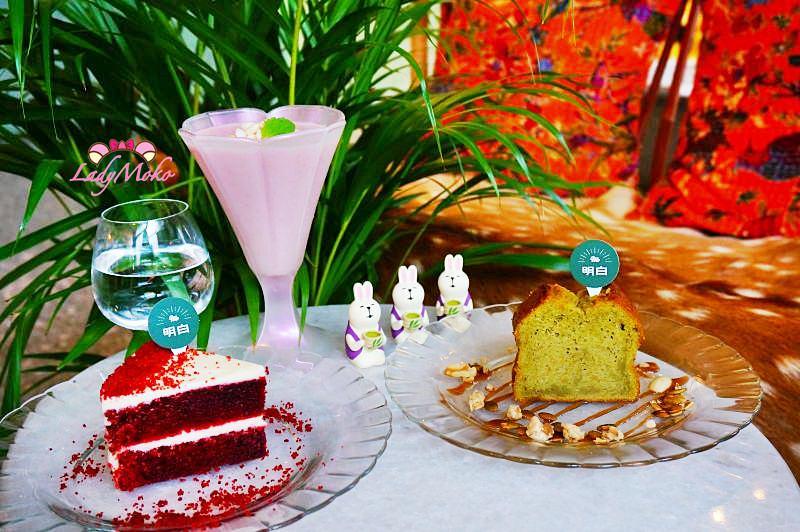 古亭站超隱藏版甜點果昔》棲仙樓上的樂鉢,老宅中古今選物所的美好下午茶
