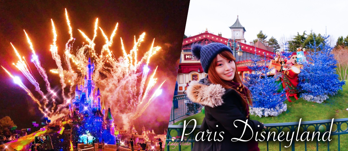 巴黎迪士尼Paris Disneyland