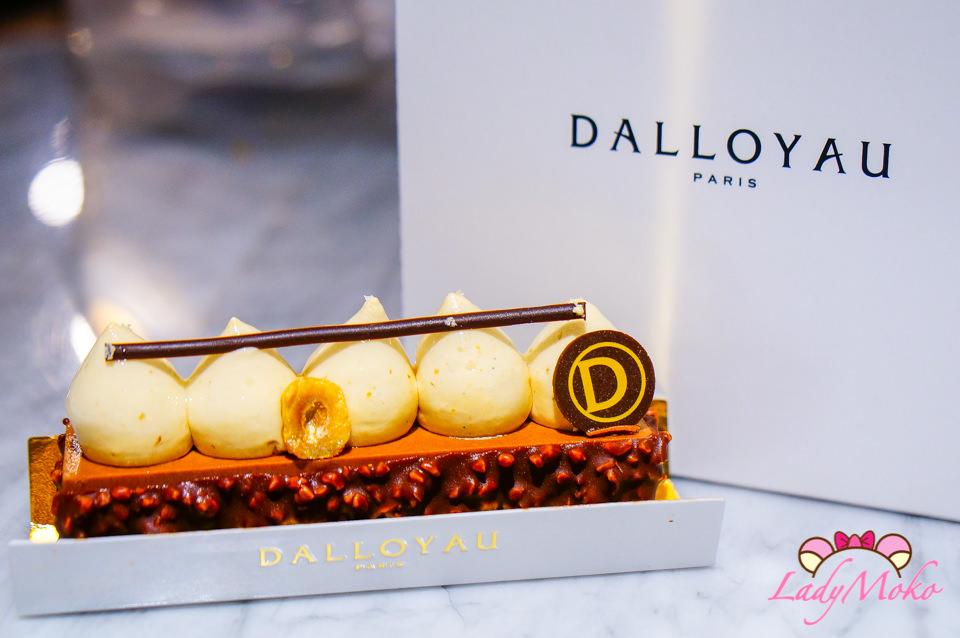巴黎甜點推薦》Dalloyau,小遜色,法國百年貴族御用法式甜點下午茶店