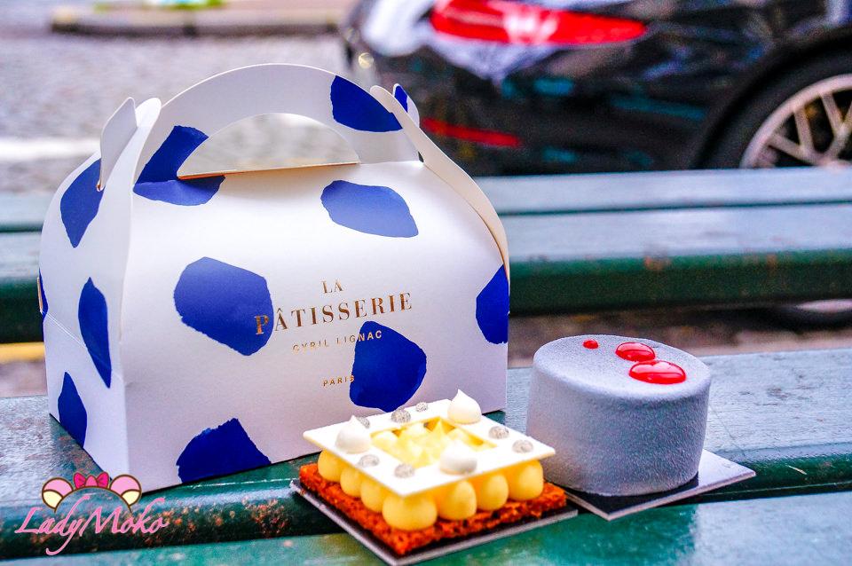 巴黎甜點推薦》La Pâtisserie Cyril Lignac,驚艷巴黎超高人氣法式甜點店
