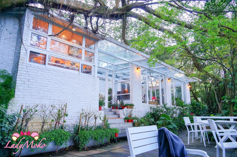 陽明山絕美玻璃屋餐廳》好樣秘境VVG Hideaway,森林間的美麗約會秘境