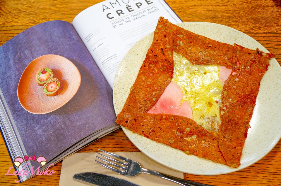 巴黎美食推薦》Breizh Cafe,巴黎第一的法式薄餅/可麗餅,必吃起司火腿經典口味