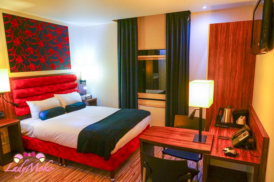 倫敦平價住宿推薦》房間美又超大竟然還有小廚房Simply Rooms & Suites Hotel