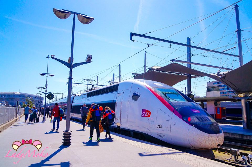 法國TGV訂票教學/省錢秘訣&巴黎里昂第一次搭乘經驗分享&SNCF罷工處理