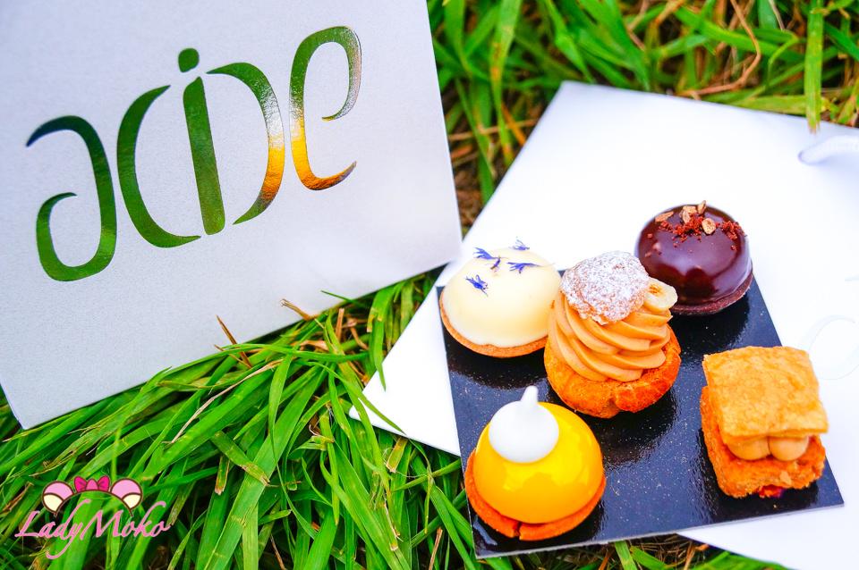 巴黎甜點推薦》Acide Macaron,在聖心堂旁野餐的巴黎小日子
