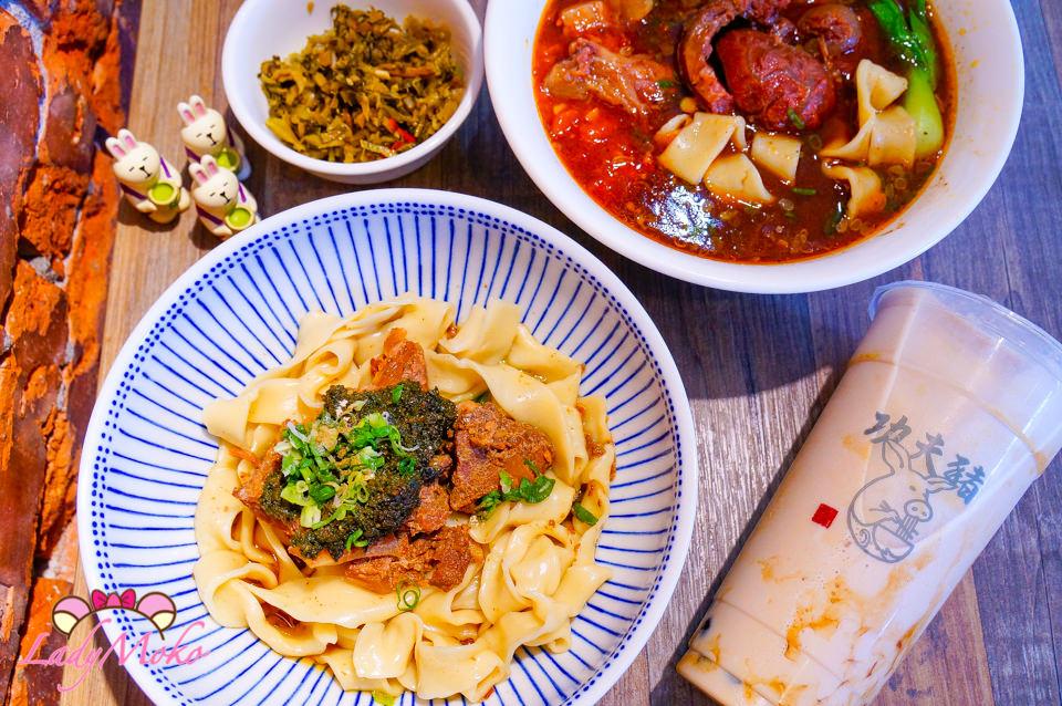 新店美食》功夫豬私廚好麵,高質感台灣傳統美食,必推慢燉蕃茄半筋半肉麵