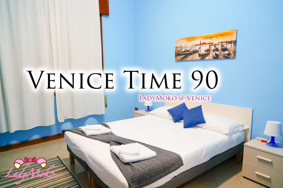 威尼斯平價飯店推薦》Venice Time 90,門口直達本島公車/熱情漂亮優質民宿
