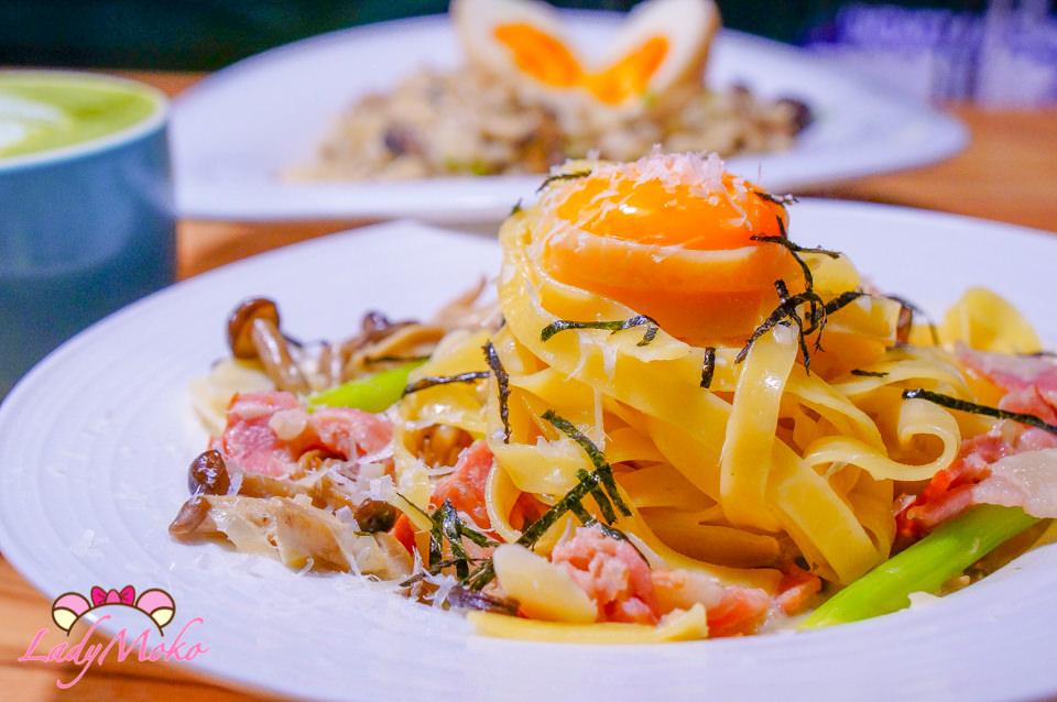 忠孝復興美食》樂。野食,台北極推薦義大利麵&帶米心燉飯,必收藏優秀餐廳