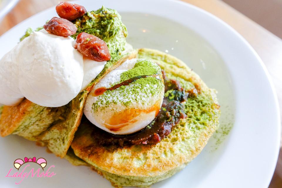 信義安和美食》Jamling cafe,歷久不衰鬆軟綿密抹茶舒芙蕾厚鬆餅&沖繩塔可