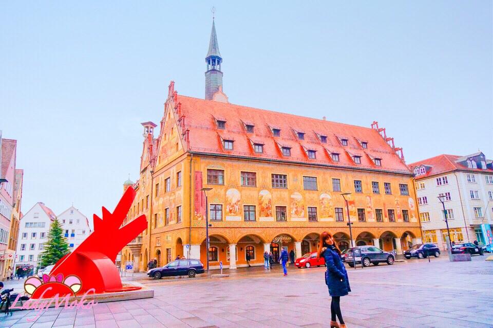 德國烏爾姆Ulm市區一日遊精華必去景點懶人包整理/有影音Vlog