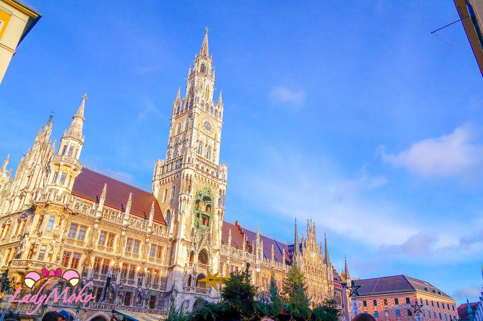 慕尼黑市區一日遊攻略》精華景點/聖誕市集/餐廳美食
