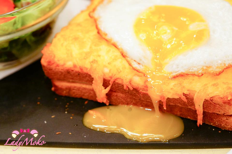 巴黎美食推薦》Café de la Comédie,原來Croque-Madame可以這麼好吃!