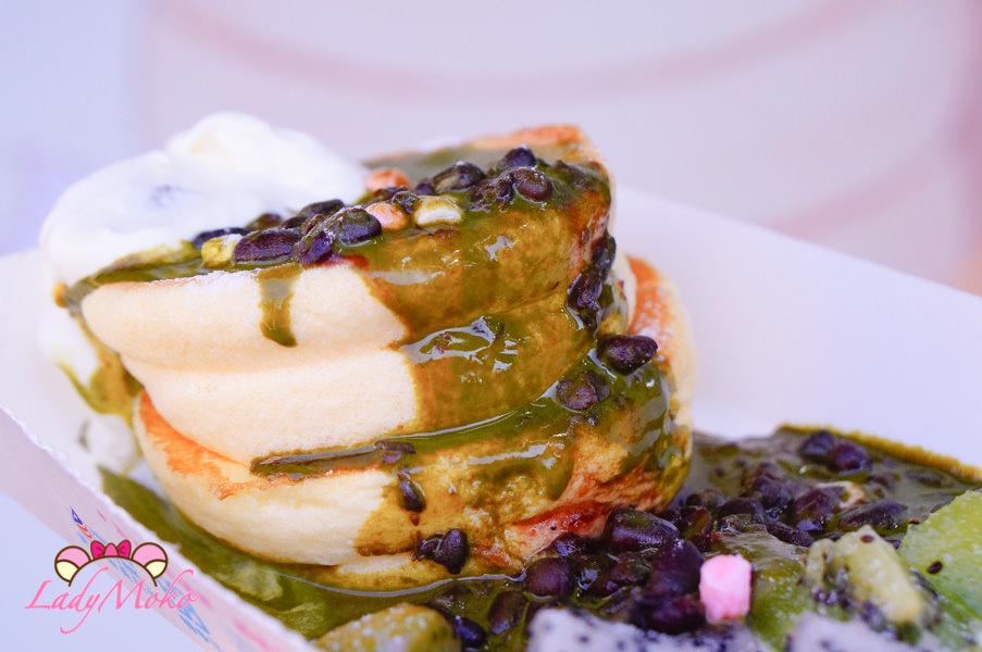 台電大樓美食》吃狂,平價舒芙蕾厚鬆餅,抹茶完全不抹…