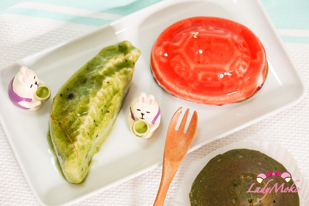 萬華法式甜點》菓實日,法式台灣魂!創新法式紅龜&人之島慕斯蛋糕極具特色