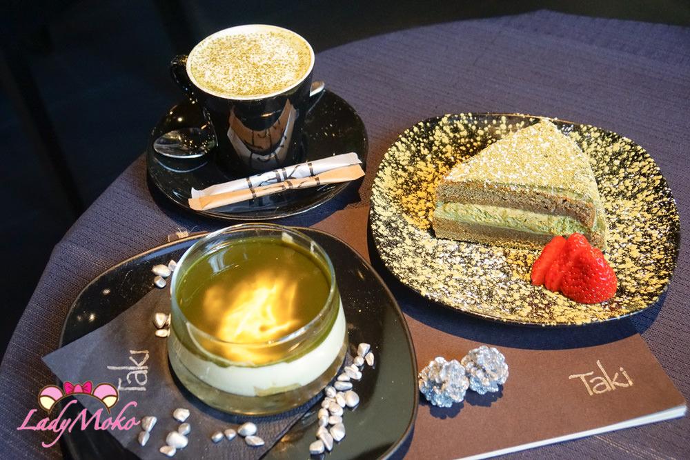 羅馬美食|Taki Matcha Cafe,全部抹茶品項一次品嚐,幫大家避個雷