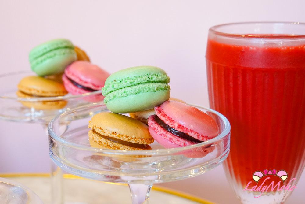 法國Tours美食》L'instant Boudoir,超美夢幻馬卡龍專賣店/下午茶法式甜點