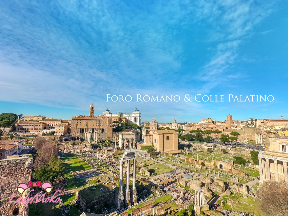 羅馬景點|古羅馬廣場&帕拉提諾之丘,羅馬帝國的興盛繁榮與衰敗