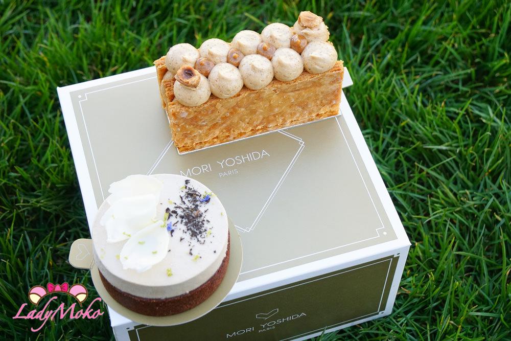 巴黎甜點|Mori Yoshida,日法結合的極致美味,Beige與Parline千層絕對推薦