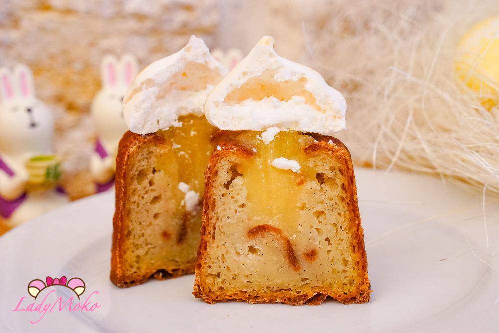 巴黎法式甜點|Aux Deux Canelés,比名店Lemoine更好吃的可麗露專賣店