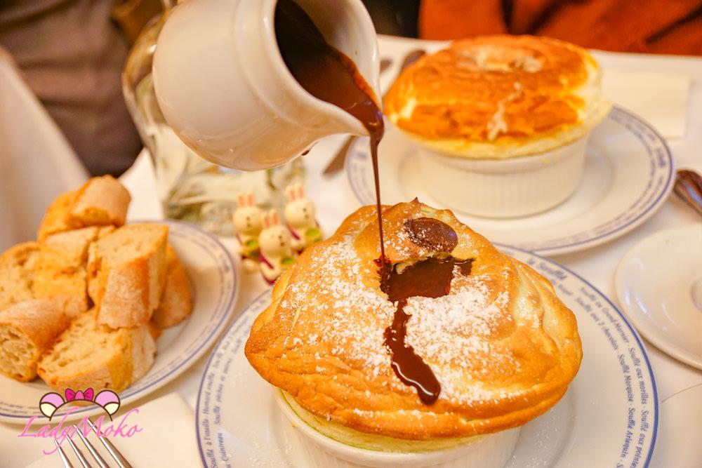 巴黎美食推薦Le Soufflé|入口即化舒芙蕾,甜鹹都有,分享吃最值得
