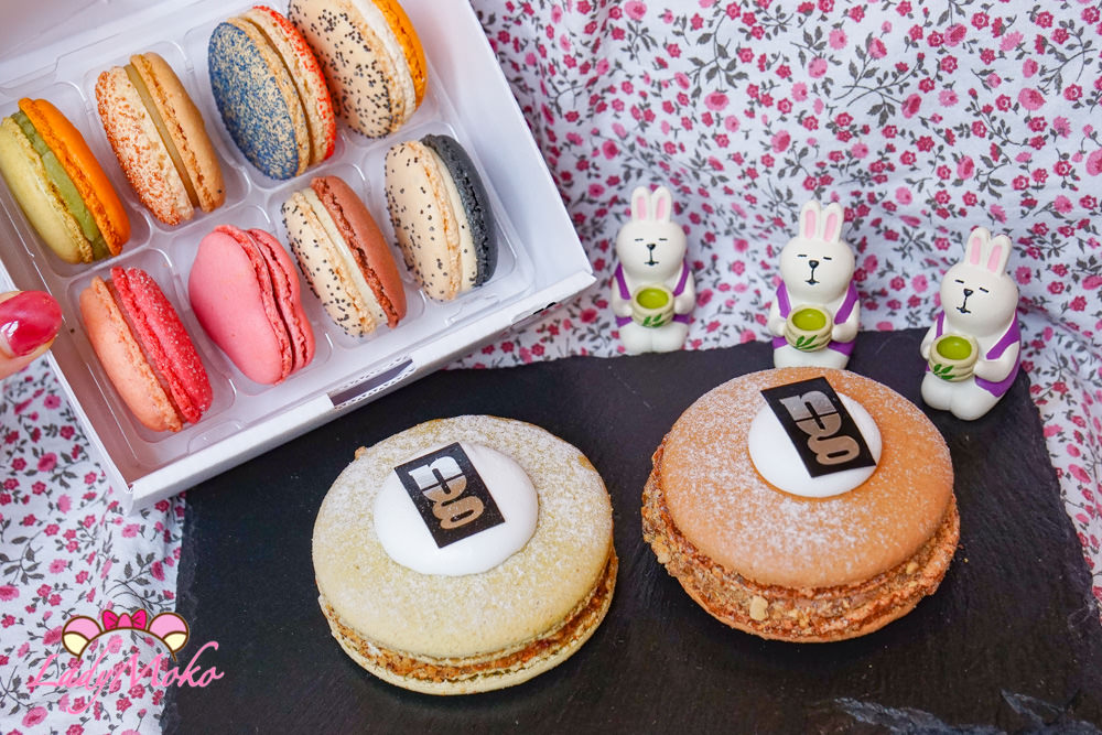 La Rochelle超隱密MOF馬卡龍法式甜點強力推薦|Nuances Gourmandes