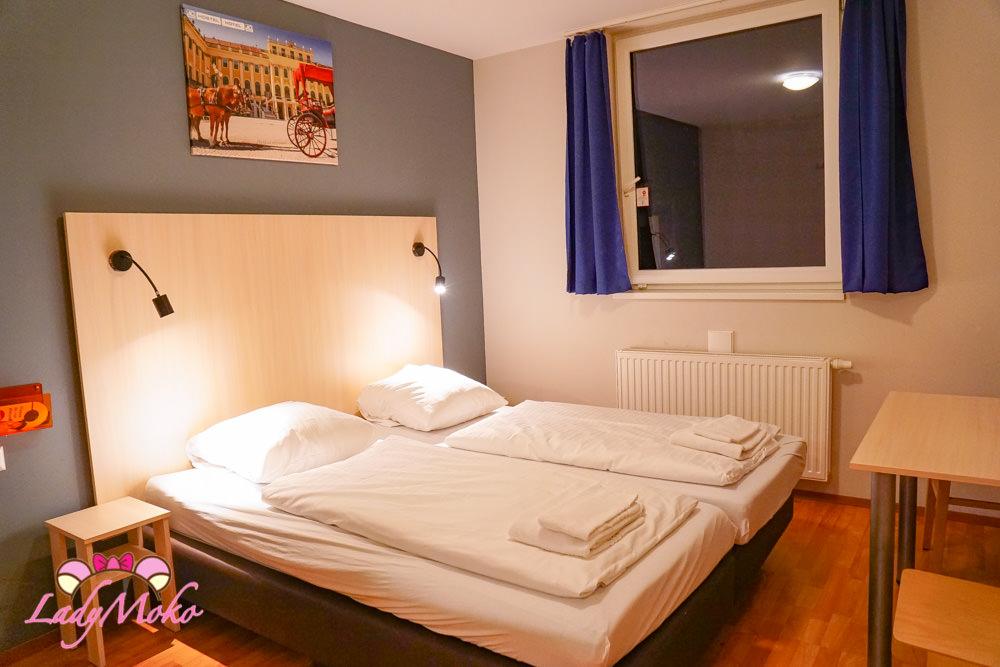 維也納平價飯店推薦|A&O Wien Hauptbahnhof,中央火車站正旁邊舒適乾淨住宿推薦