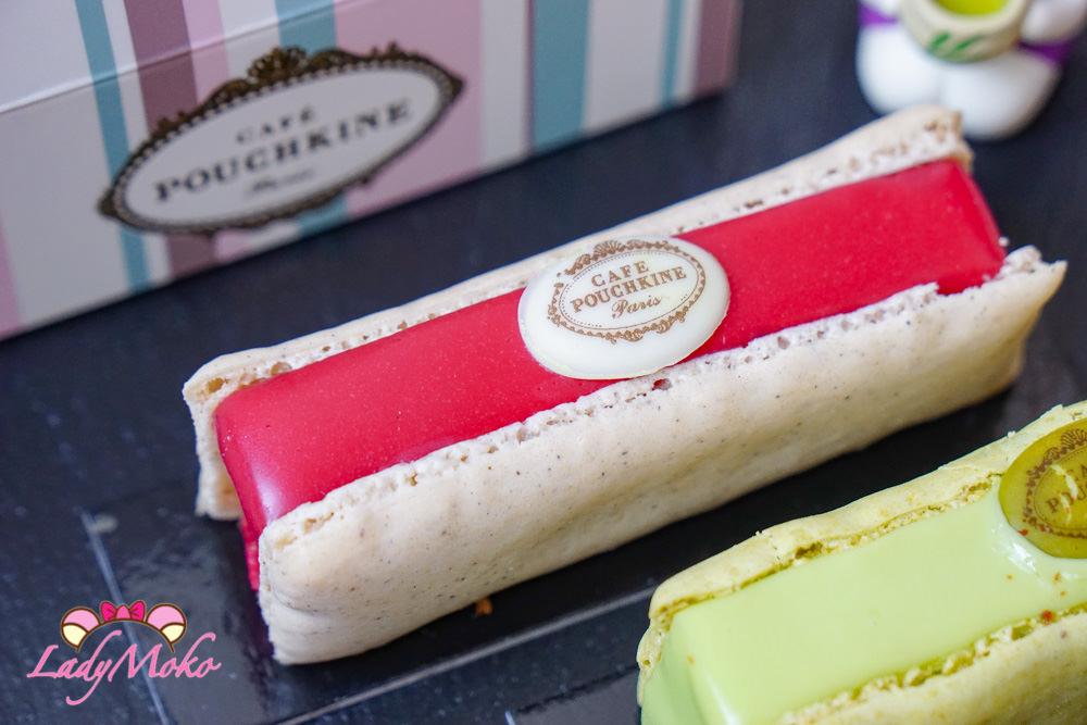 巴黎甜點|Café Pouchkine,行政主廚Patrick Pailler的經典創作Nathalie