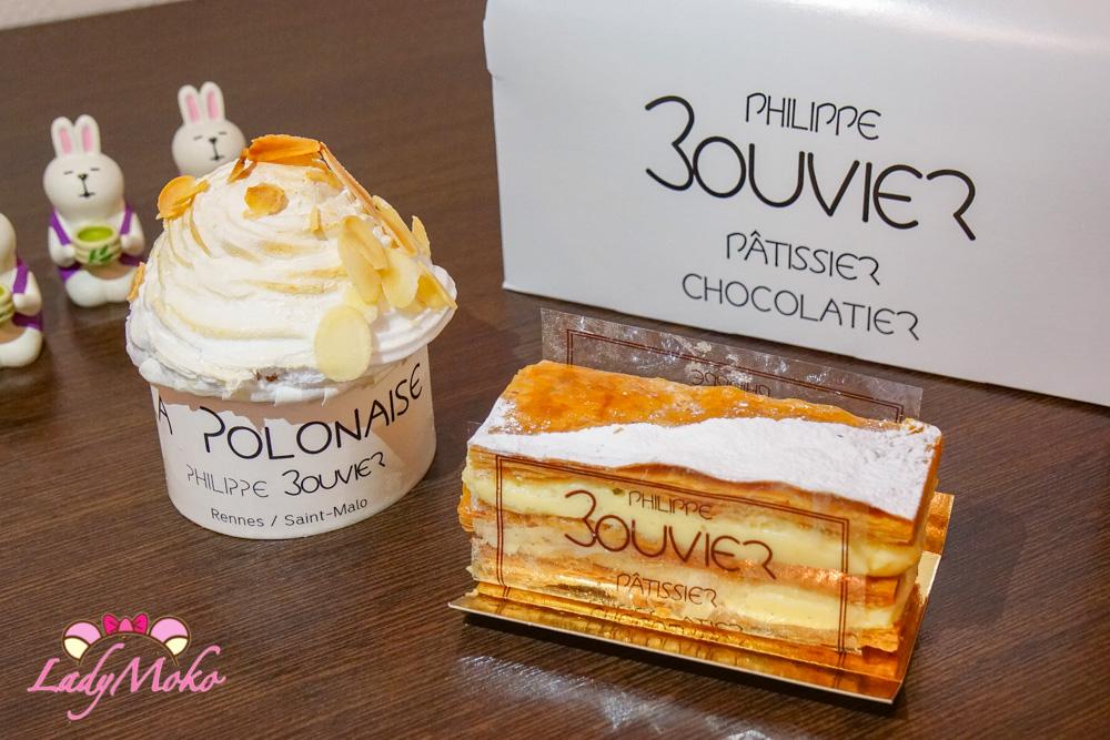 法國Rennes雷恩甜點|Philippe Bouvier,在地人都熱愛的法式甜點下午茶