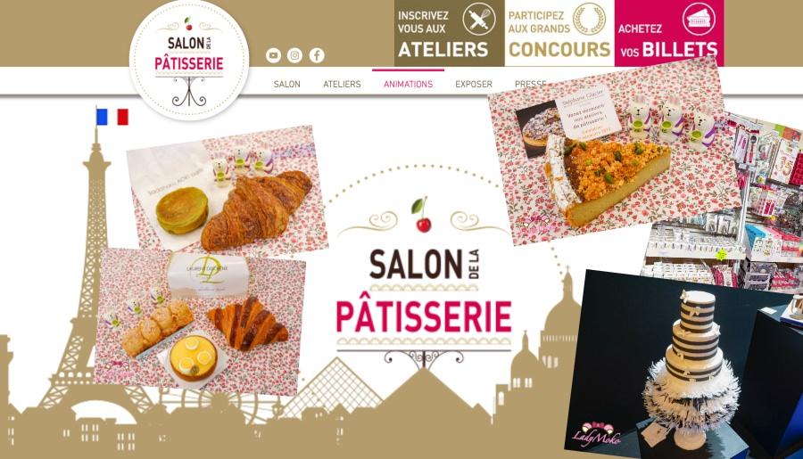 2019巴黎Salon de la Pâtisserie甜點展,展覽內容/交通/MOF甜點店家群星聚集