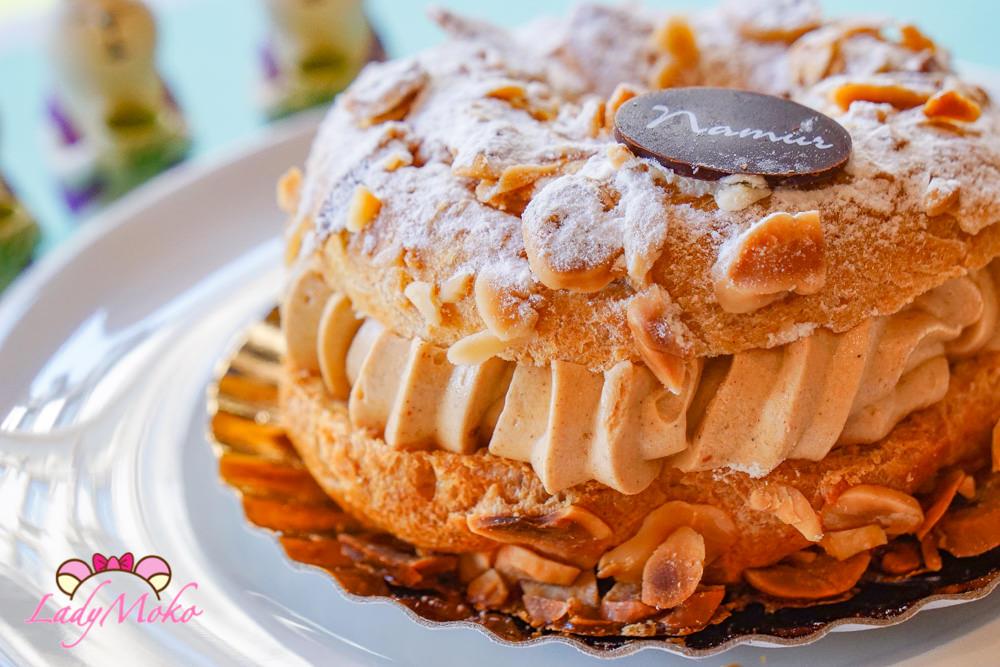盧森堡Luxembourg甜點推薦|Namur,超推薦跟拳頭一樣大的Paris Brest