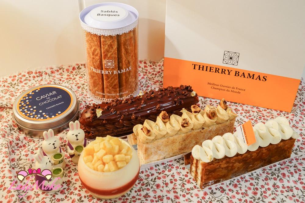 Thierry BAMAS|Biarritz必吃MOF法式甜點推薦,實力派神好吃6款甜點