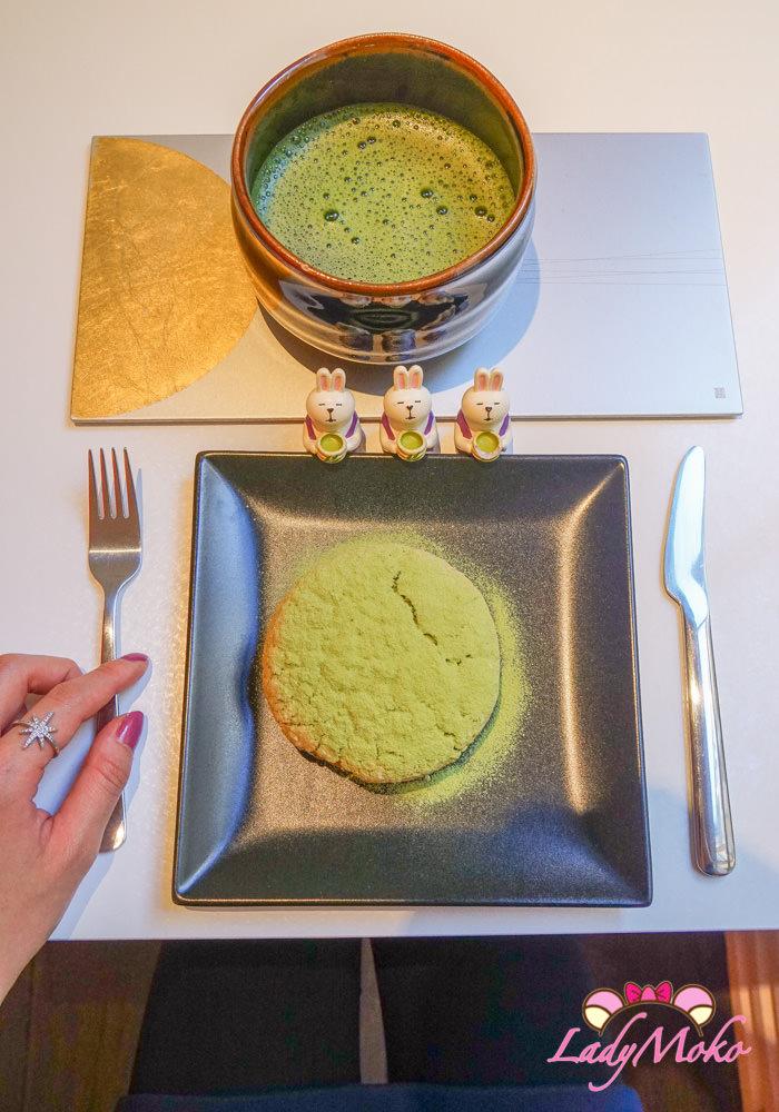 巴黎甜點|Maison de Thé LUPICIA, 日式正統手刷抹茶&非常抹的抹茶達克瓦茲蛋糕/茶專賣