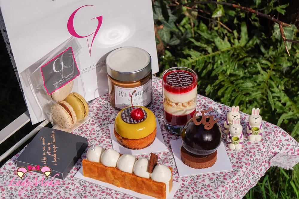 Nantes Pâtisserie南特甜點推薦|Vincent Guerlais,神等級千層,瘋狂買了40歐甜點巧克力分享
