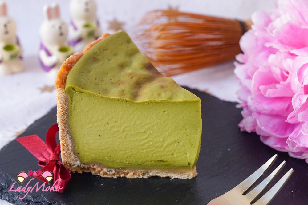 法式經典家常甜點食譜|法式抹茶布丁塔 Flan au Matcha 抹茶控推薦!